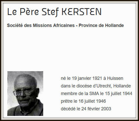 kersten steef stef coll. website